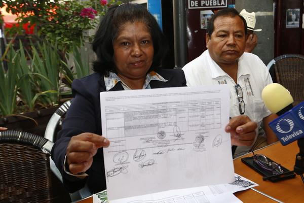 Acusan a edil de Chiautzingo de desvio de recursos