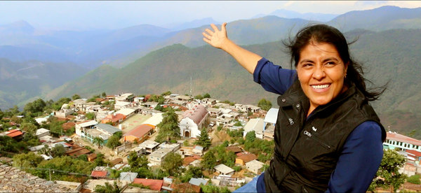 Eufrosina Cruz: la rebeldía indígena sin pasamontañas