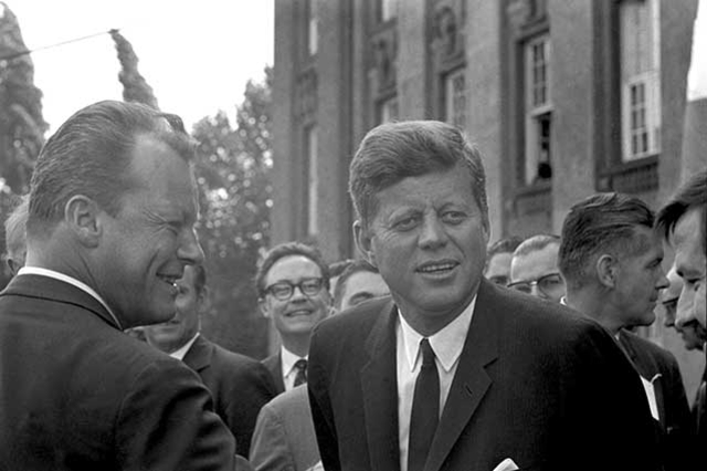 Los 50 minutos clave del  asesinato de John F. Kennedy