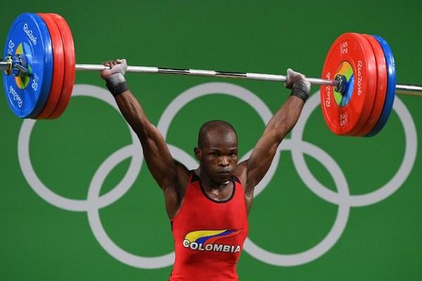 Asesinan en Colombia a pesista olímpico que compitió en Río 2016