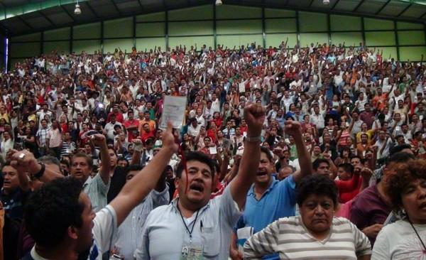 La CNDH está solapando los crímenes del Estado en Nochixtlán: Sección 22