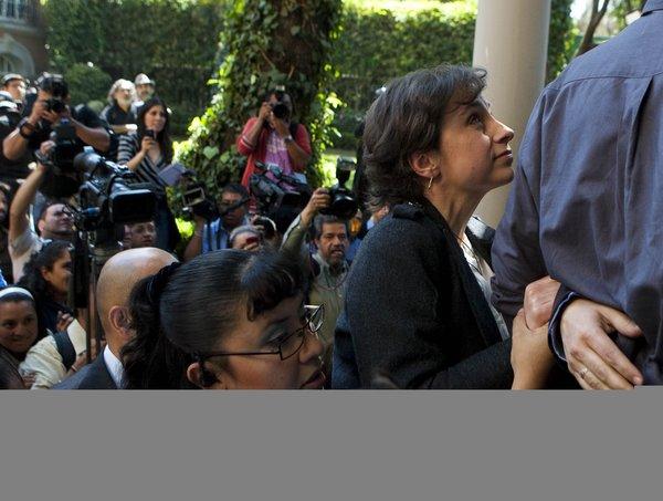 """SCJN rechaza """"hacer suyo"""" el caso Aristegui-MVS"""
