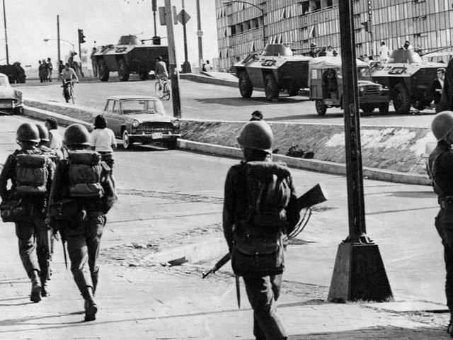 Tlatelolco, la razón de la fuerza