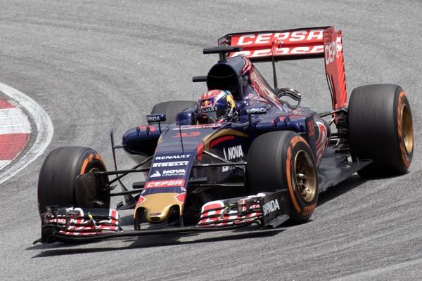 Verstappen el más rápido en primera práctica del GP de México