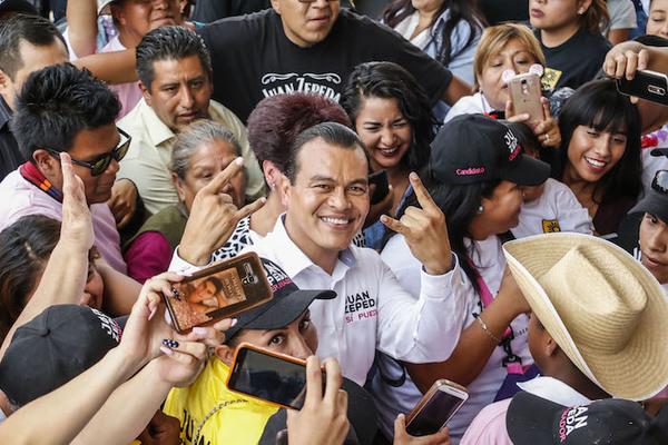 Edomex | Juan Zepeda y la discordia de la izquierda mexicana