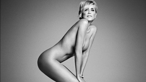 Sharon Stone, 57 años de perfección