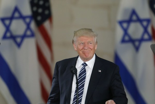 Trump reconocerá a Jerusalén como la capital de Israel
