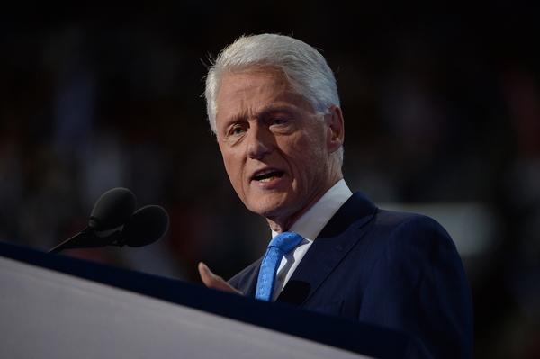 La carta de amor de Bill Clinton a Hillary fue astuta y eficaz