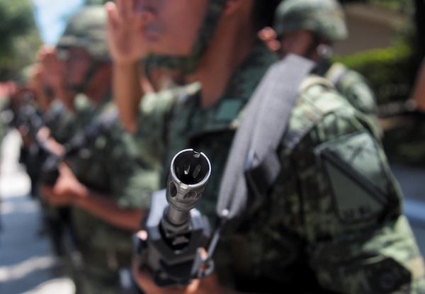 CNDH difunde caso de abuso militar en Jalisco
