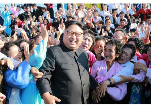 ¿Kim Jong Un es un aficionado del Manchester United?