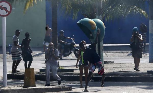 Robos y agresiones manchan los Juegos Olímpicos de Río