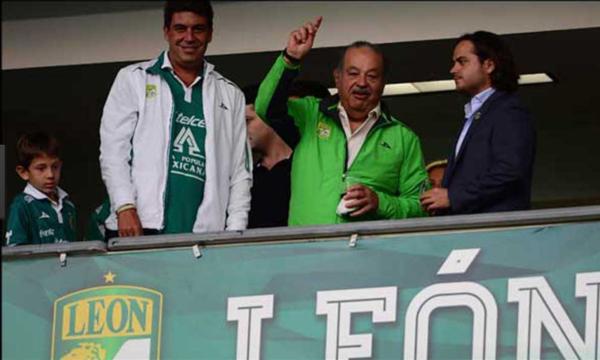 Slim vende sus acciones del Pachuca y el León