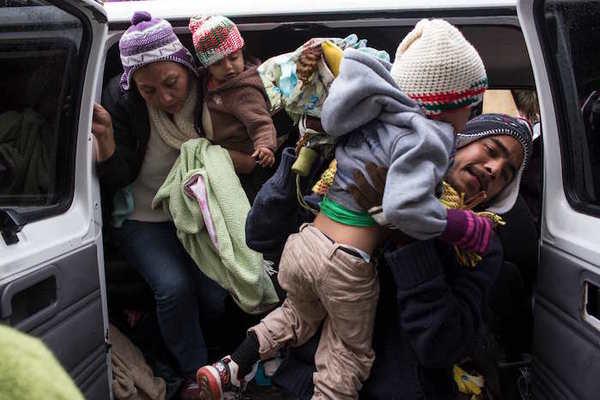 Aumentan 1000% las solicitudes de asilo a México