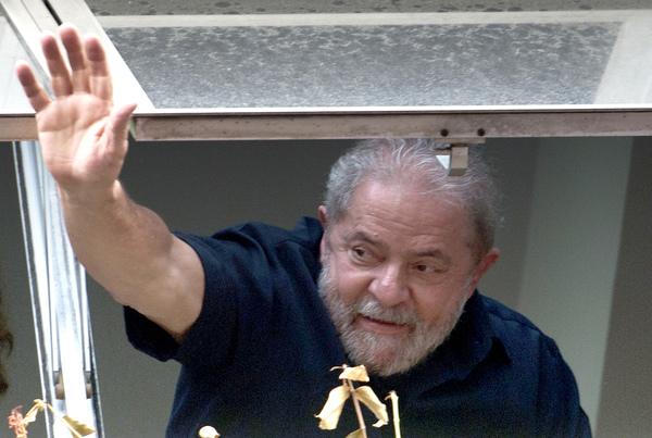 """""""Me sentí prisionero"""", pero no temo a la justicia: Lula Da Silva"""