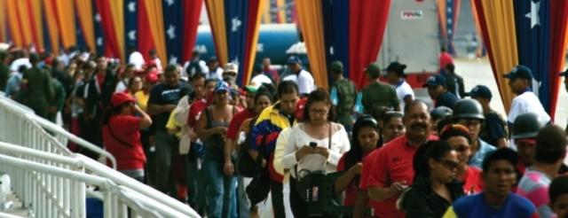 Chávez, para bien  y para mal