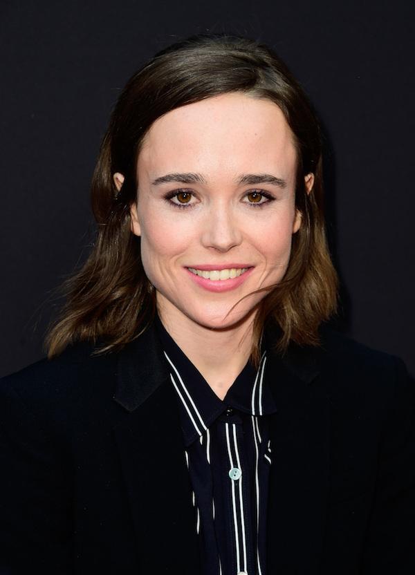 Ellen Page denuncia acoso sexual en el set de X-Men