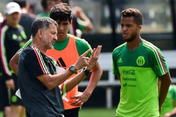 Osorio prepara a México para romper el maleficio del 2-0