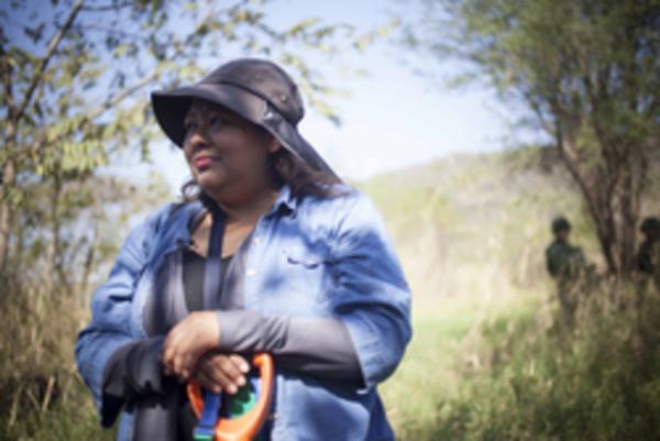 Gobierno holandés reconoce a activista mexicana