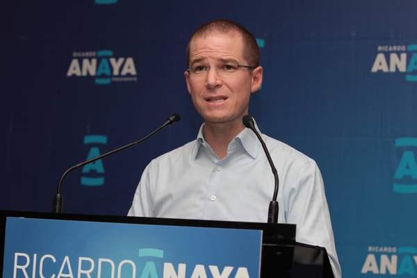 """Mensaje de EPN fue un """"monólogo triunfalista"""": Anaya"""