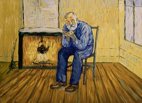 Dorota Kobiela: Pintar a Van Gogh en el cine