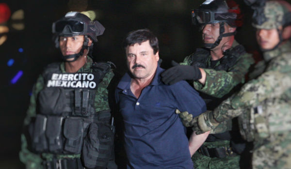 Univisión y Netflix producirán una serie sobre la vida de El Chapo