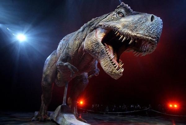¿Para qué usaba el T. Rex sus pequeños brazos?