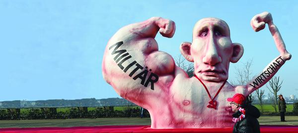 La quinta columna de Putin