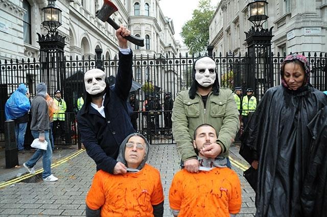 Periodismo de paz vs. terrorismo