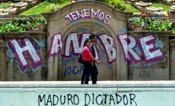 """Cancilleres de América condenan """"ruptura"""" democrática en Venezuela"""
