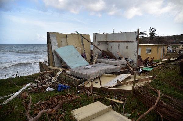 EE.UU. intensifica ayuda a Puerto Rico