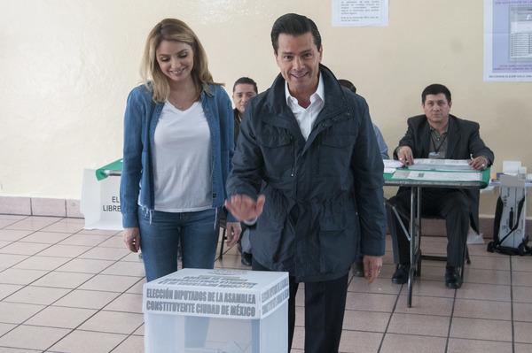 México, el país más insatisfecho con su democracia