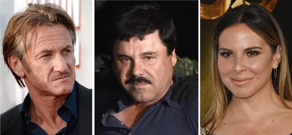 """Los detalles de la entrevista de Sean Penn con """"El Chapo"""""""