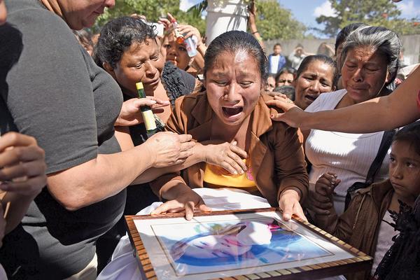 Guatemala: Ellas no debieron morir