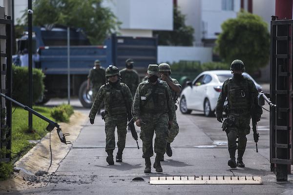 EPN urge Ley de Seguridad Interior rechazada por organismos civiles