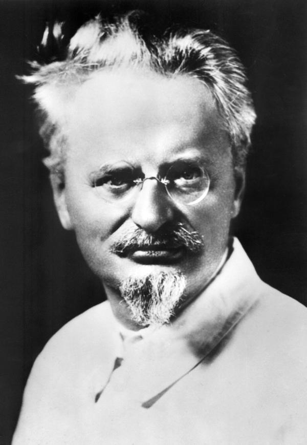 Trotsky, el héroe de una nueva serie de televisión rusa