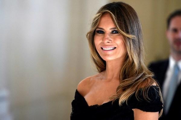 """La """"inolvidable"""" sorpresa de cumpleaños de Melania a Trump"""