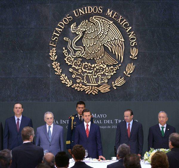 EPN promulga Ley General de Transparencia