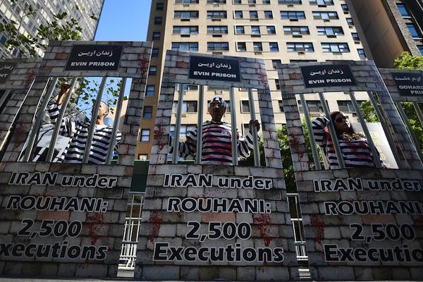 Irán rechaza demandas de Washington de liberar a detenidos