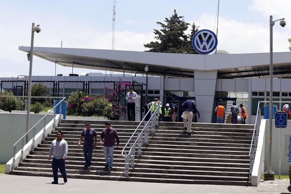 Se retoma esta semana revisión contractual en VW