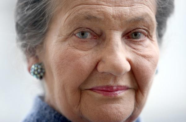 Muere Simone Veil, ícono feminista en Francia