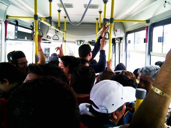 Tuzobús arranca con puntos vulnerables de seguridad