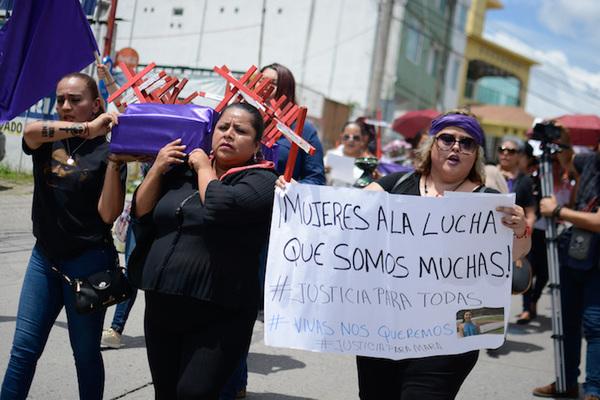 8 de cada 10 mujeres mexicanas se sienten inseguras