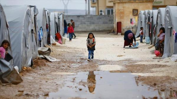 Suman 50 millones de niños desplazados en el mundo