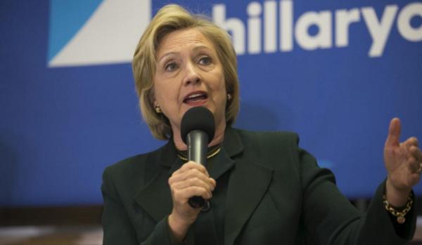 """Hillary Clinton: """"La violencia por armas es una emergencia nacional"""""""