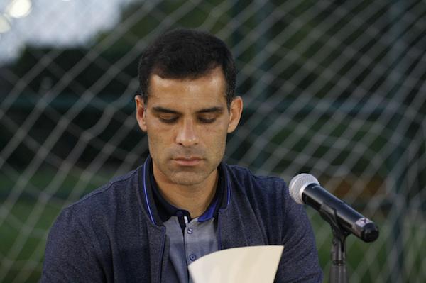 Rafa Márquez pide amparo contra aseguramiento de empresas