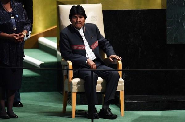 """Evo Morales procesa periodistas y exige """"periodismo sin mentiras"""""""