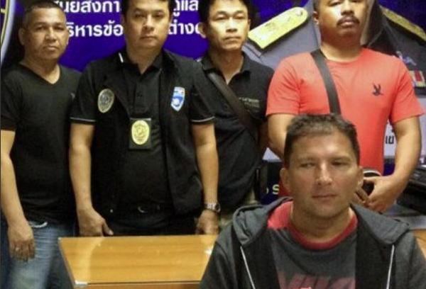 Detienen en Tailandia a europeo que transmitía el VIH