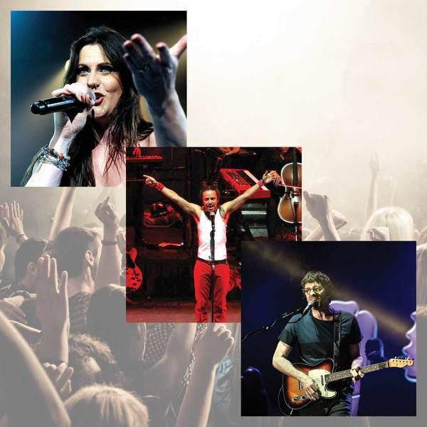 Agenda semanal de conciertos: 12 al 18 de octubre