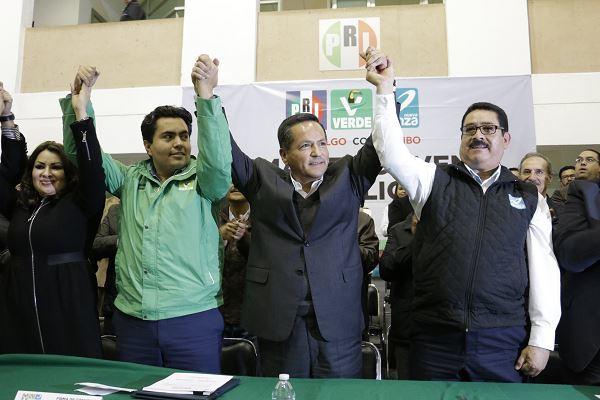 Podrían Verde y Panal encabezar 6 distritos