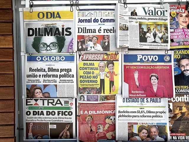 Los mercados brasileños, que reclaman cambios en la política económica